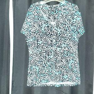 Womans plus size blouse 3x